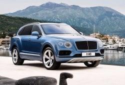 Land Rover pone el punto de mira en el Bentley Bentayga