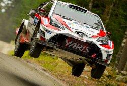Latvala y Lappi brillan en el Rally de Finlandia, Ogier 'out'