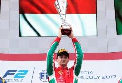 Leclerc lidera de principio a fin en Austria para su cuarta victoria del año