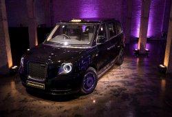LEVC TX, el nuevo taxi británico (y europeo)