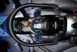 Marko, Lauda y Wolff expresan sus dudas sobre el Halo