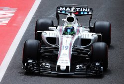 """Massa evita la sanción y vuelve a la """"normalidad"""" en Silverstone"""