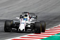 Massa y Stroll rescatan tres puntos en el Red Bull Ring