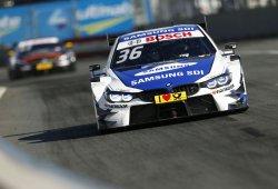 Maxime Martin se anota la primera pole en Norisring