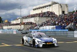 Maxime Martin gana una caótica carrera en Norisring