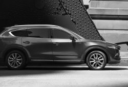 Mazda desvela oficialmente el nuevo CX-8 de 7 plazas