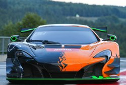 McLaren 650S GT3 'art car' para las 24 Horas de Spa