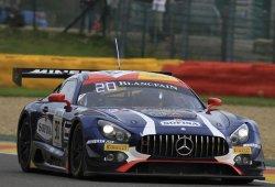 El Mercedes #90 encabeza el paso a la Superpole en Spa