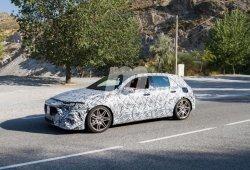 Mercedes-AMG A40 2018: la nueva versión AMG cazada de nuevo en España