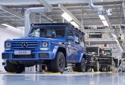 Producción de récord para el Mercedes Clase G: fabricada la unidad 300.000