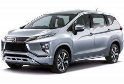 El nuevo Mitsubishi Expander 2018 está listo para su debut en Indonesia