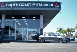 ¿Buscas un Mitsubishi Lancer Evo VIII? En eBay venden uno con solo 15 km