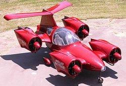 Moller M400 Skycar: en venta el único prototipo del extraño proyecto de coche volador