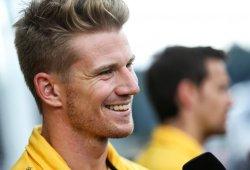 Nico Hülkenberg, rey de la 'tierra media' en Silverstone