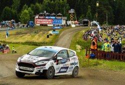 Nil Solans y una remontada de oro en el Rally de Finlandia