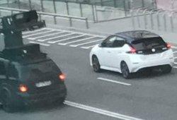 El nuevo Nissan Leaf 2018 filtrado al completo