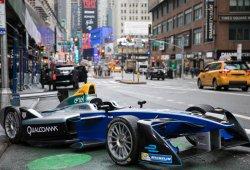 Nueva York se prepara para recibir a la Fórmula E