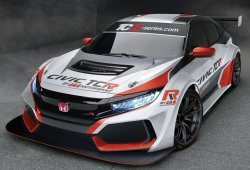 Un nuevo Honda Civic Type R llega a las TCR Series