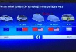 Habrá dos nuevos sedanes eléctricos dentro de la gama Volkswagen