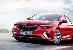 Opel nos enseña su nueva bestia del asfalto, el Insignia GSi