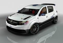Oreca presenta su Kit R4... ¡Sobre un Dacia Sandero!