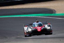 'Pechito' y Kobayashi dan la pole a Toyota en Nürburgring