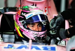 Pérez y Ocon, listos para ser competitivos en Silverstone