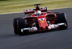Pirelli lo aclara: el problema de Vettel en Silverstone fue por un pinchazo lento