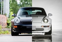 Porsche 911 GT2: a subasta dos de los raros y caros 911 GT2 originales