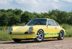 Porsche 911 Carrera RS 2.7 Lightweight 1973: ¿el Porsche 911 definitivo?