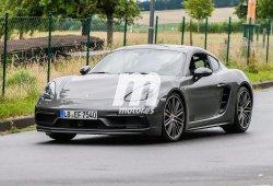 El nuevo Porsche Cayman GTS 2018 será pronto una realidad