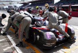 Porsche estrena su kit de alta carga en Nürburgring