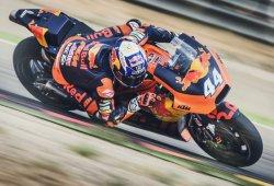 Positivo debut de Miguel Oliveira con la KTM RC16 de MotoGP