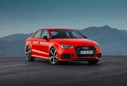 El nuevo Audi RS 3 2017 ya tiene precios: disponible en versiones Sportback y Sedán