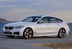 El nuevo BMW Serie 6 GT ya tiene precios en España: llegará en noviembre