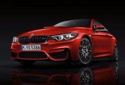 Ya puedes equipar el BMW M3 y M4 con el Paquete de Competición