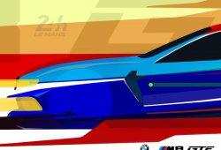 El primer boceto del BMW M8 GTE ve la luz