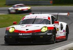 Primer triunfo del Porsche 911 RSR con motor central