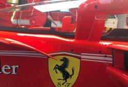 Así es el 'Shield' que probará Ferrari en Silverstone