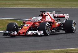 """Mala experiencia con el Shield para Vettel: """"Me he mareado un poco"""""""