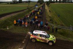 El Rally de Polonia, cerca del fracaso debido a su éxito