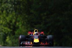 Red Bull amenaza el récord con Ricciardo; buenas sensaciones de McLaren