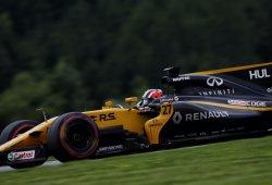 Renault no arranca con buen pie y se aleja del 'top ten'