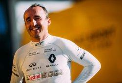 Renault confirma la presencia de Kubica en el test de Hungaroring