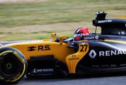 Renault da un paso de gigante de la mano de Hülkenberg