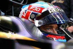 """Renault rechaza """"por completo"""" el rumor de la sustitución de Palmer por Sainz"""