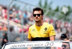Renault ratifica a Palmer, pero confirma que Kubica es una opción para 2018