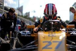 Hülkenberg reconoce que Renault aún no evoluciona al nivel de los mejores