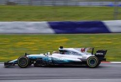 Sanción de cinco posiciones para Hamilton por sustituir la caja de cambios