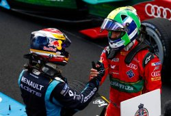 Buemi y Di Grassi caldean la cita final de la Fórmula E